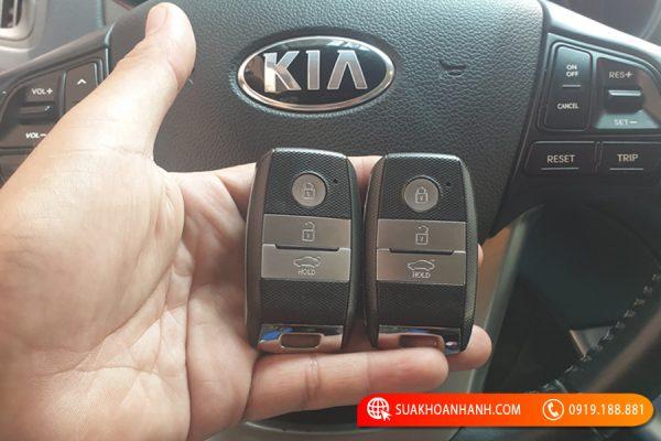 Địa chỉ làm chìa khóa xe Kia Morning chuyên nghiệp