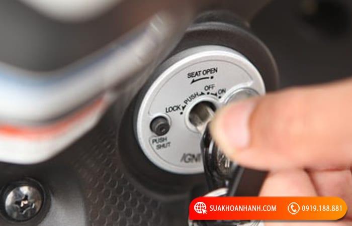 Mất chìa khóa xe máy Yamaha phải làm sao?
