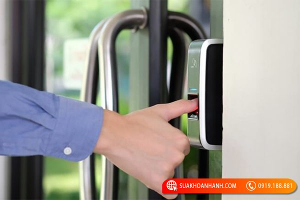 Mở cửa bằng dấu vân tay bị lỗi – cách xử lý nhanh gọn lẹ bạn nên thử