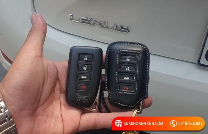 Làm chìa khóa xe Lexus - Sửa Khóa Nhanh
