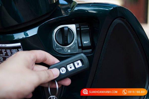 Làm chìa khóa smartkey SH Honda chất lượng như làm tại hãng