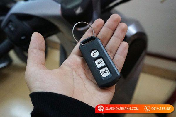 Làm chìa khóa Smartkey SH Mode