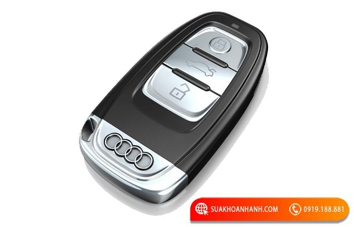 Chìa khóa thông minh xe Audi