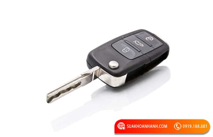 Chìa khóa gập xe Volkwagen