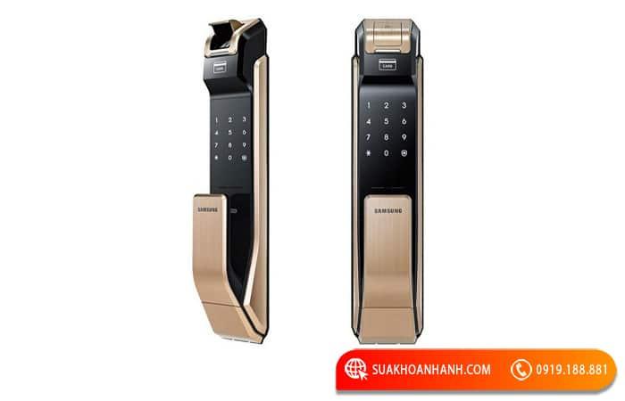 Khóa cửa vân tay Samsung SHS-P718LBG/EN