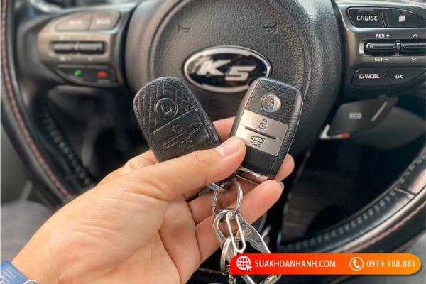 Làm chìa khóa ô tô tại Đà Nẵng chính hãng giá tốt nhất